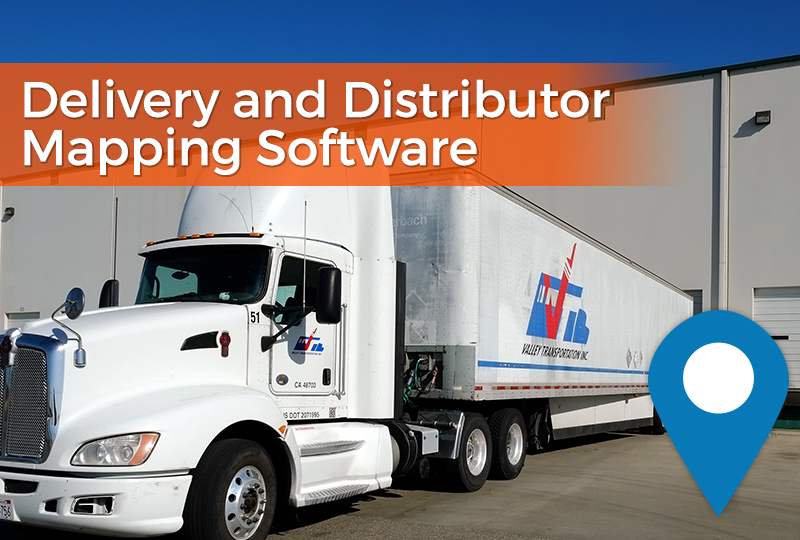 Delivery Mapping Solutions