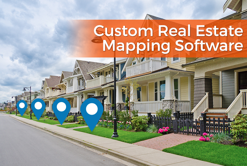 CUSTOM REAL ESTATE MAPS