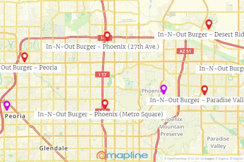 Make A Map With Pins Add Custom Labels to a Map with Mapline's Mapping Label Tool