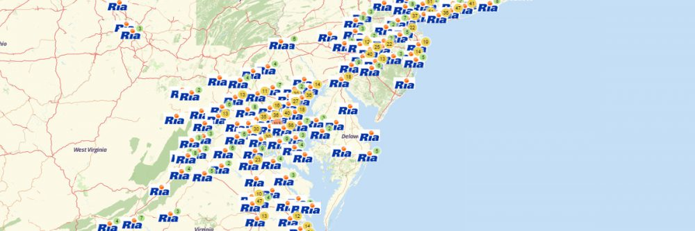 Here's The Fastest Way to Map Ria Money Transfer Locations