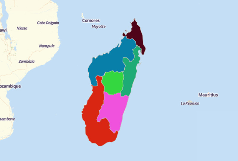 Madagascar Territories