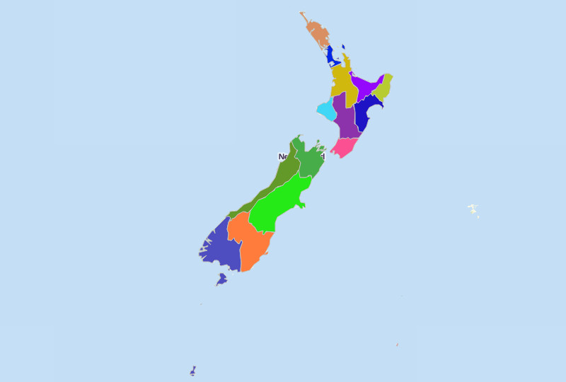 New Zealand Territories