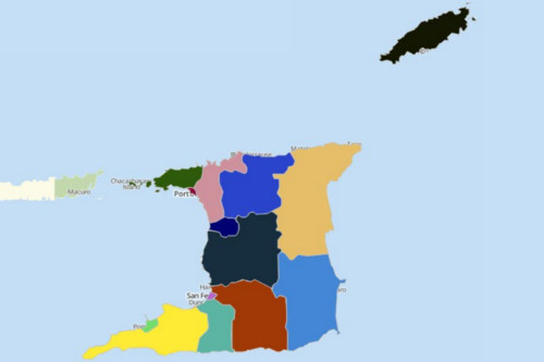 Trinidad and Tobago Regional Corporations and Municipalities