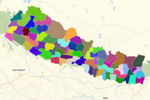 Nepal Districts