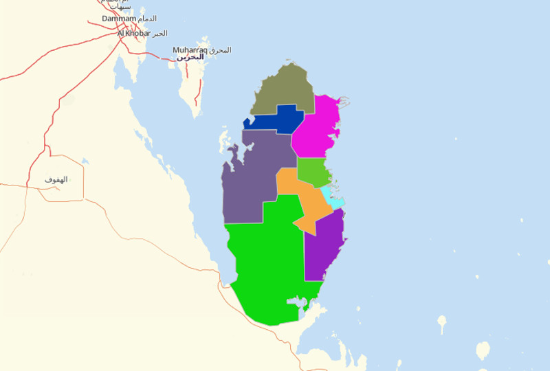 Qatar Territories