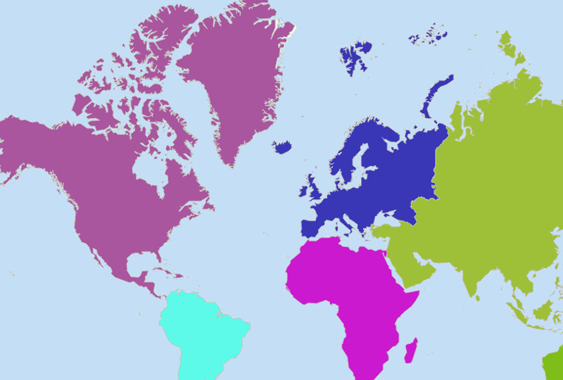 World Territories